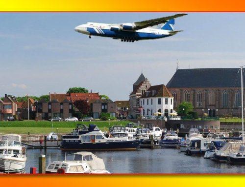 Mogelijke schade vanwege vliegveld Lelystad